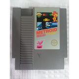 Juego Nes Nintendo Metroid Original Excelente Estado