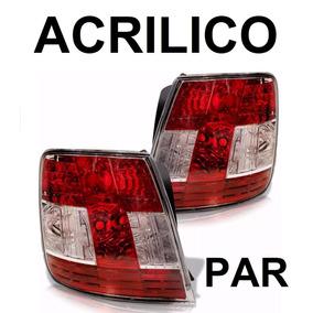 Par Lanterna Traseira Fiat Stilo 2007 / 20012 Nova Bicolor