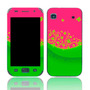Capa Adesivo Skin358 Samsung Galaxy S Gt-i9000b