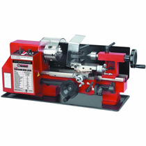 Mini Torno D Precisión 7x10 Central Mechinery Taller 1100rpm