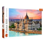 37395 Budapest Hungría Trefl Rompecabezas 500 Piezas