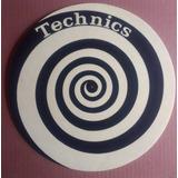 Slipmats Technics Glow In The Dark Par Importado Belgica