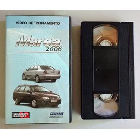 Colecionáveis Fita Vhs Treinamento Marea 2006 Fiat Original