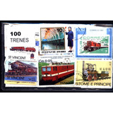 100 Trenes Mundiales Diferentes