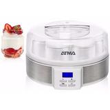 Atma Ym3010e Nueva Yogurtera Digital 7 Porciones C/recetario