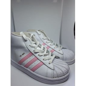 adidas Superstar Niña Bota Originales 16.5 Cm