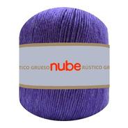 Hilado Nube Rústico Grueso X 1 Ovillo - 100 Grs. Por Color