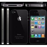 Celular Iphone 4s 16gb Original Caja Generica Calidad Negro