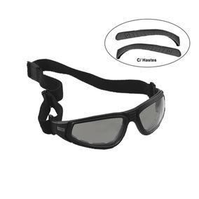 75ad32a4981e0 Óculos De Proteção Msa Albatross Lente Cinza Anti-embaçante