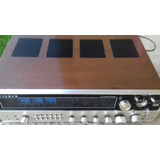 Receiver Fisher No Sansui