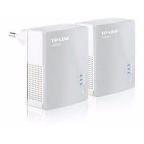 Extensor D Alcance Powerline Av 500mbps Tl-pa4010 Kit Tplink
