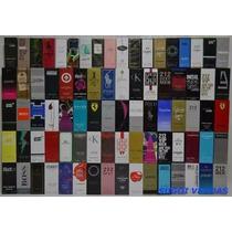 Kit Perfumes Importados Masculino Barato- 10 Unidades