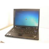 Notebook Lenovo T61 Intel Core Duo T7300 2.00 Ghz Wifi Y Blu