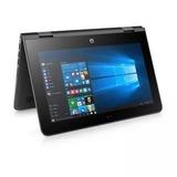 Notebook Hp X360 Convertible 11.6 Con Detalle
