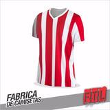 Camisetas De Futbol Sublimadas Standart C/num Negro Incluido