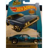 Hot Wheels ´69 Dodge Charger 500 Hemi 50 Años