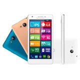 Smartfone Multilaser Ms6 Colors Largura 7,94cm 12x Sem Juros