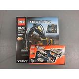Lego Technic Volvo Ew160e Excavadora Modelo 42053 C/motor