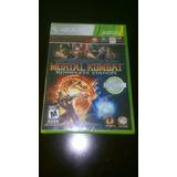 ¡envío Gratis! Mortal Kombat Komplete Edition Nuevo Sellado