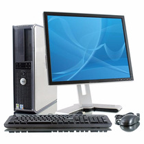 Promocion #3 Core Duo 2.66ghz,4gb,160gb + Monitor Lcd 17