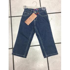 Pantalon Mezclilla Niños Talla 2 A 7 Años -80 Pesos