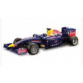 Red Bull Rb11 Burago 1/43 Formula 1 Original Nuevo Infiniti