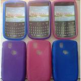 Forro Goma Blackberry 9630/9650 ¡somos Tienda Física!