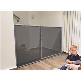 Puertas De Protección Seguridad Para Bebes Escaleras Unicas