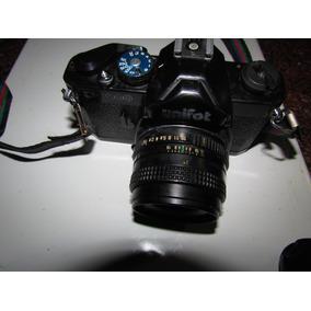 Cámara Fotográfica Semi Profesional Unifot De Rollo 35mm