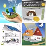 Kit Energia Alternativa Planos Energias Solar Eolica Termica