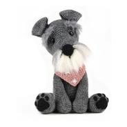 Schnauzer - Perros A Crochet - Nariz De Azúcar Amigurumis