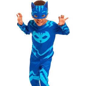 Pj Masks Disfraz Catboy Azul T2 24602