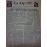 Diario La Opinion Antiguo 26 Mayo 1973 H J Campora Asumio Go