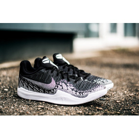 Zapatillas De Basquet Nike Kobe Mamba Black Rage