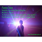 Fiesta Teen Para Chicos De 10 A 15 Años Mini Disco - Dj