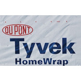 Tyvek Homewrap Membrana Hidrófuga Pared Rollo 2,7 Mx 45,7m