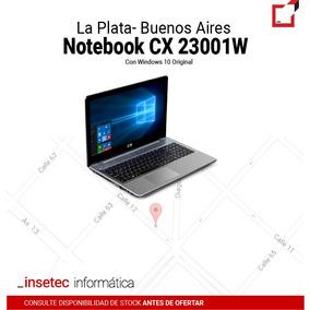 Notebook Cx Celeron/4gb/500gb - La Plata