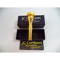 Bocal Para Trompete Jc Custom Bl2 Xlt