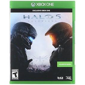 Xbox One Halo 5 Guardians Nuevo Y Sellado En Español