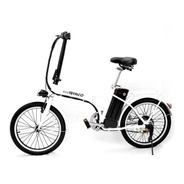 Bicicleta Electrica Plegable Winco Fashion R-20 Motor 250w