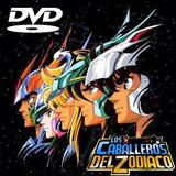 Caballeros Del Zodiaco Saint Seiya Serie Dvd Completa Latino