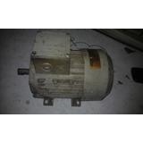 Motor Trifasico De 0,5 Hp 1030 Rpm Marca Siemens 100% Operat