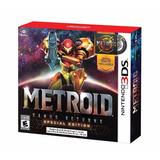 ¡¡ Metroid Samus Return Special Edition Para Nintendo 3ds !!