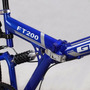 Plegable 26 Mountain Bike 7 Velocidad Bicicleta Shimano Hí