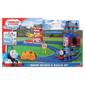 Ferrovia Resgate Em Sodor Thomas E Amigos Bmf10 Fisher Price