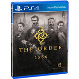 Video Juego Ps4 - The Order 1886 - Mdp