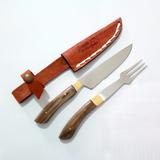 Juego Cuchillo Tenedor Logo Personalizado Regalo Empresarial