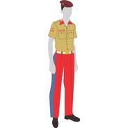 Uniforme Colégio Militar: Calça Garança Masculina