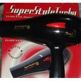 Secador De Pelo Turbo Super Style 3900