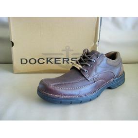 Zapatos Casuales Dockers 100% Originales 100% Cuero Legitimo